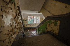 DSC_1490 (The Archives of Decay) Tags: urbanexploring urbexphotography udssr lostplaces abandonedplaces abandoned verlassen abandonedmilitarybuilding sovietunion sowjetunion gssdwgt gssd kaserne sovietunionabandoned
