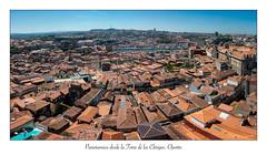 Panoramica desde la Torre de los Clérigos. Oporto (Rafael Cejudo Martinez) Tags: oporto panoramica