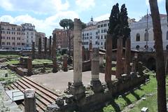 Largo di torre Argentina (Seoirse) Tags: largo del torre argentina rom republican era temples 241bc rome