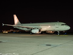 Corendon Airlines ZS-GAL (W) HAJ at Night (U. Heinze) Tags: aircraft airlines airways airplane planespotting plane haj hannoverlangenhagenairporthaj night olympus flugzeug eddv