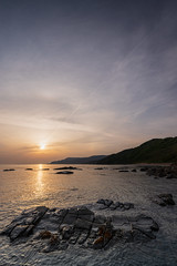 20190515A73_8063 (Gansan00) Tags: ilce7m3 α7ⅲ sony zeiss japan 山口県 yamaguchi 日本 landscape snaps ブラリ旅 5月 oohama 大浜海水浴場 fe1635mmf4 sea morning