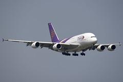 Thai Airways Airbus A380-841 HS-TUF Kamalasai (EK056) Tags: thai airways airbus a380841 hstuf kamalasai bangkok suvarnabhumi airport