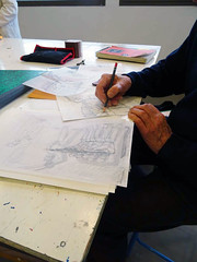 #GrandPublic/Atelier ouvert/E. Mies Wallet (esamCaenCherbourg) Tags: esamcaencherbourg grandpubliccaen atelieradultes peinture elisabethmieswallet 201819 esamatelierouvertemw