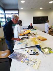 #GrandPublic/Atelier ouvert/E. Mies Wallet (esamCaenCherbourg) Tags: esamcaencherbourg grandpubliccaen atelieradultes peinture elisabethmieswallet 201819