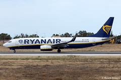 Ryanair Boeing 737-8AS  |  EI-DPZ  |  LMML (Melvin Debono) Tags: cn 33616 ryanair boeing 7378as | eidpz lmml