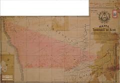 Território do Acre (1904) (Arquivo Nacional do Brasil) Tags: acre históriadoacre mapa mapaantigo cartografia map oldmap brasil arquivonacional arquivonacionaldobrasil nationalarchivesofbrazil