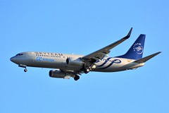 "(CDG) Air Europa Boeing 737-800 EC-LPQ ""Skyteam livery"" (dadie92) Tags: roissy cdg eclpq boeing b737 b737800 landing spotting airplane aircraft skyteam aireuropa nikon sigma d7100 tamron danieldanel"