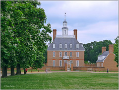 Governor's Palace (acadia_breeze4130) Tags: williamsburg virginia palace governorspalace colonial historicdistrict sky trees lawn green historic history sx60hs karencarlson