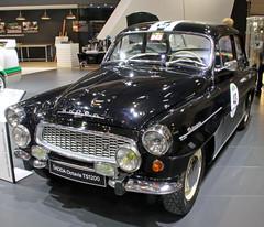Octavia TS1200 (Schwanzus_Longus) Tags: techno classica essen german germany old classic vintage car vehicle czech škoda octavia sedan saloon ts1200 ts 1200