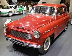 Octavia Combi (Schwanzus_Longus) Tags: techno classica essen german germany old classic vintage car vehicle czech škoda octavia station wagon estate break kombi combi