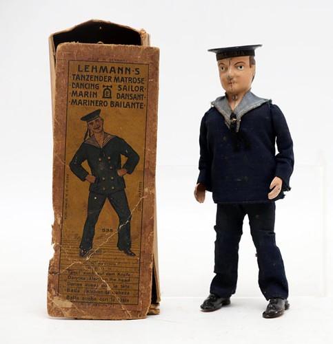 German Sailor with box ($336.00)