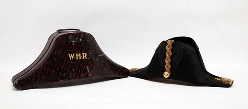 Set of 3 Military hats and cases - choice ($840.00)