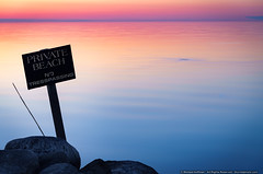 Private Beach (mhoffman1) Tags: bluemountains canada georgianbay greycounty northwindsbeach ontario sonyalpha sunset
