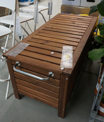 Do we want one of these for the deck Darling?