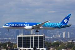 B787 F-OMUA Los Angeles 28.03.19-4 (jonf45 - 5 million views -Thank you) Tags: airliner civil aircraft jet plane flight aviation lax los angeles international airport klax 787 b787 dreamliner b789 789 air tahiti nui boeing 7879 fomua