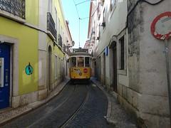 Carris 577 (Elad283) Tags: lisbon portugal lisboa alfama tram28 eletrico elétricosdelisboa elétricos lisbontram remodelado tram carris 577