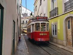 Carristur 11 (Elad283) Tags: lisbon portugal lisboa alfama carris carristur 11 tram remodelado elétricosdelisboa lisbontram elétricos eletrico sightseeing