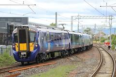 LARBERT 385039 (johnwebb292) Tags: larbert electric emu class 385 385039