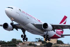 Air Mauritius Airbus A330-202  |  3B-NBM  |  LMML (Melvin Debono) Tags: air mauritius airbus a330202 | 3bnbm lmml cn 883 melvin debono spotting canon plane planes photography airport airplane aircraft malta mla