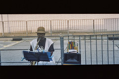 Enjoy jazz (justus9427) Tags: film cinestill street hk night people life light