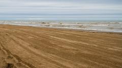 Neshotah Beach (Lester Public Library) Tags: beach beaches sand water greatlakes lakemichigan lake tractor beachmaintenance lesterpubliclibrarytworiverswisconsin readdiscoverconnectenrich tworiverswisconsin wisconsin tworivers neshotahbeach neshotah neshotahpark