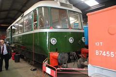 4 wheel Railbus (trevor-v) Tags: diesel railbus earm