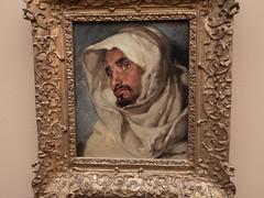 Portrait d'homme (bpmm) Tags: algérie gustaveguillaumet lapiscine nord roubaix art expo exposition peinture