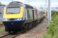 LARBERT 43149 (johnwebb292) Tags: larbert diesel hst class 43 scotrail 43149