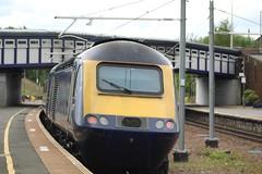 LARBERT 43135 (johnwebb292) Tags: larbert diesel hst class 43 scotrail 43135