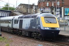 LARBERT 43129 (johnwebb292) Tags: larbert diesel hst class 43 scotrail 43129