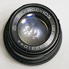 ГЕЛИОС/Helios 103 1.8/53mm  Contax/Kiev (ang-yan) Tags: