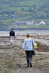 Family Walk in Carnlough (nathanlawrence785) Tags: antrim northern ireland ni ulster glenarm carnlough family walk summer spring sea