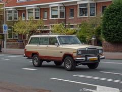 Den Haag, april 2019 (Okke Groot - in tekst en beeld) Tags: 65ggt6 sidecode7 jeepwagoneer denhaag waalsdorperweg nederland