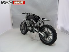 norton cross4 (moc-nemooz.com) Tags: norton cross moc nemooz lego technic motorbike motorcycle