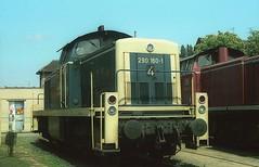 290 160 (w. + h. brutzer) Tags: 290 negative von jtr kleinloks dieselloks