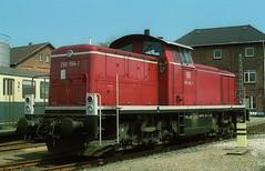 290 184 (w. + h. brutzer) Tags: 290 negative von jtr kleinloks dieselloks