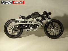 triumph bobber2 (moc-nemooz.com) Tags: triumph bobber moc nemooz lego technic motorbike motorcycle