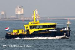 RPA 8 (andreasspoerri) Tags: hafenaufsicht niederlanden rotterdam rpa8