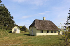 Haus neben-Caffee Nordseeinsel Römö (manfredkirschey) Tags: rømø römö insel nordsee nordseeinsel urlaub impressionen