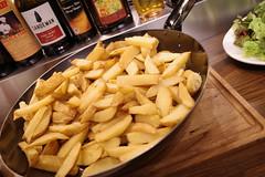 ステック・フリット steak frites Sacrée Fleur Nihonbashi 10 (HAMACHI!) Tags: tokyo 2019 japan food foodporn foodie foodmacro サクレフルール日本橋 sacréefleur bistro steakfrites