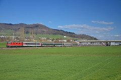 🇨🇭 IC3 776 @ Itingen (Wesley van Drongelen) Tags: sbb cff ffs schweizerische bundesbahnen chemins de fer fédéraux federaux suisses ferrovie federali svizzere swiss federal railways baureihe br reihe rh serie série type reeks class re 420 re420 44 ii intercity ic 3 ic3 itingen trein train zug