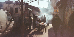 1984C1-R01-001 (BEN SHIRAI) Tags: bushwick brooklyn new york nyc city film olympus stylus epic fujifilm