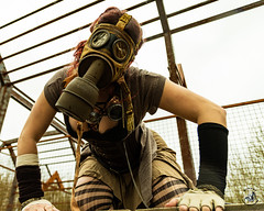 _DSC1485 (Kitsune Photography & Cosplay) Tags: 1750mm clisson d7200 femme france nikon nikond7200 paysdelaloire postapo postapocalyptique shootoutdoor tamron