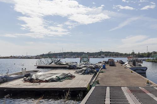 Kuusinen Fishing Harbor 523