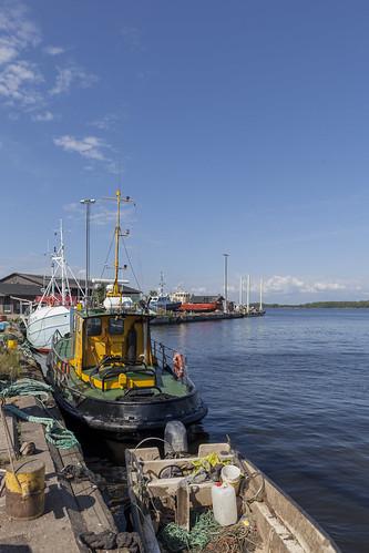Kuusinen Fishing Harbor 521