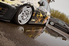 Volkswagen Golf Pfütze (xlord.design) Tags: mondeo the last street racer tuning tuningtreffen treffen ford volkwagen vw mitsubishi dodge mercedes benz mb chevrolet skoda vag motor motorraum folierung folien audi opel astra insignia golf a4 arteon mazda 3er 3 spruch lack edel motorsport rccar cart car autotreffen auto
