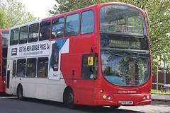 National Express West Midlands Volvo B7TL/Wright Eclipse Gemini 4513 (BU53 UMK) (West Bromwich) 'Barinder Kaur' (john-s-91) Tags: nationalexpresswestmidlands volvob7tl wrighteclipsegemini 4513 bu53umk westbromwich sandwellroute48 googlepixel3a