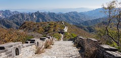Great Wall of China. Mutianyu (Igorza76) Tags: república popular china 中华人民共和国 中国 asia oriental east peoples republic pekín peking beijing 北京 gran muralla 萬里長城 great wall fortificación fortification patrimonio de la humanidad unesco world heritage site new 7 wonders nuevas siete maravillas del mundo mutianyu fuji xt10 fujixt10 pekin txina oporrak