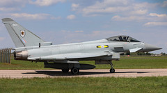ZK304/304 TYPHOON 11sqn RAF (MANX NORTON) Tags: raf coningsby egxc tornado hawk tucano qra typhoon eurofighter zk304304 11sqn