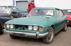 NNN 786K (Nivek.Old.Gold) Tags: 1971 triumph stag 2998cc aca